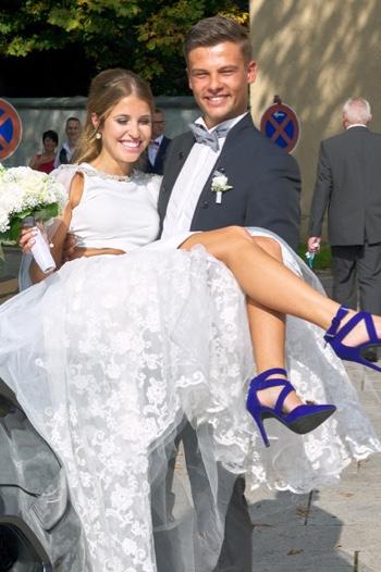 Brautkleid für Cristin C.