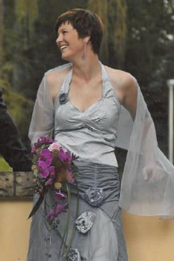 Brautkleid für Sandra K.