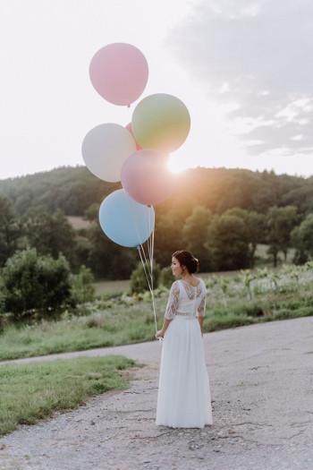 Brautkleid für Shanshan Z.